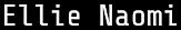 Ellie Naomi logo